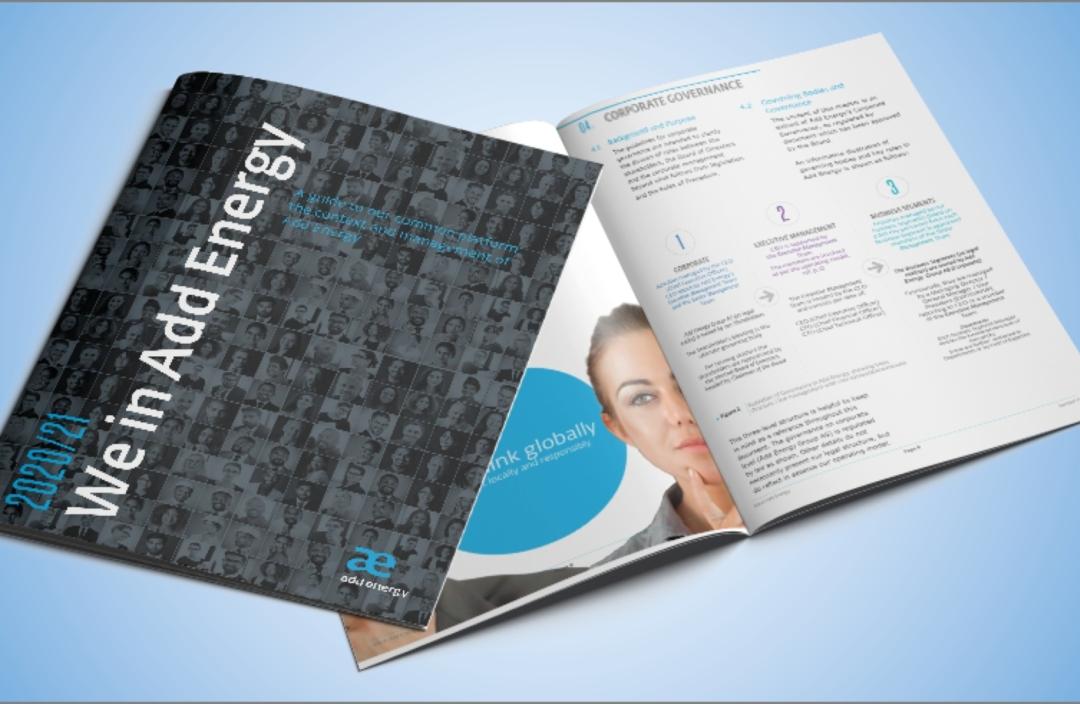 We in Add Energy Brochure