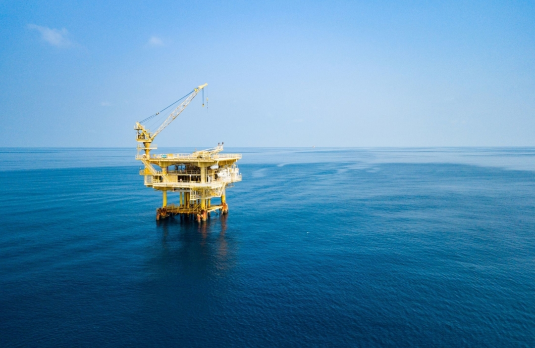 Offshore production well