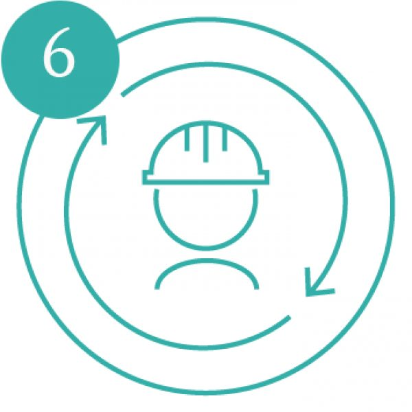 AE Illustration Icon Set Aim Hi Buyer Persona number6