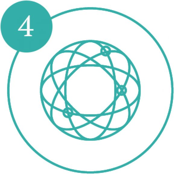 AE Illustration Icon Set Aim Hi Network number4