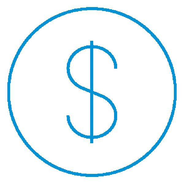 AE Illustration Icon Set Thicker Money