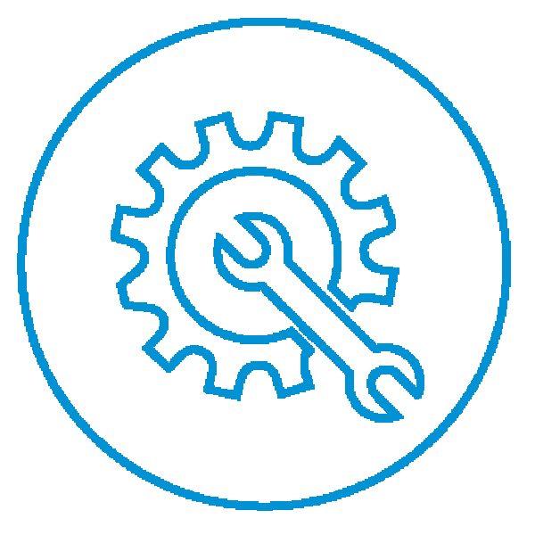 AE Illustration Icon Set Thicker Construction