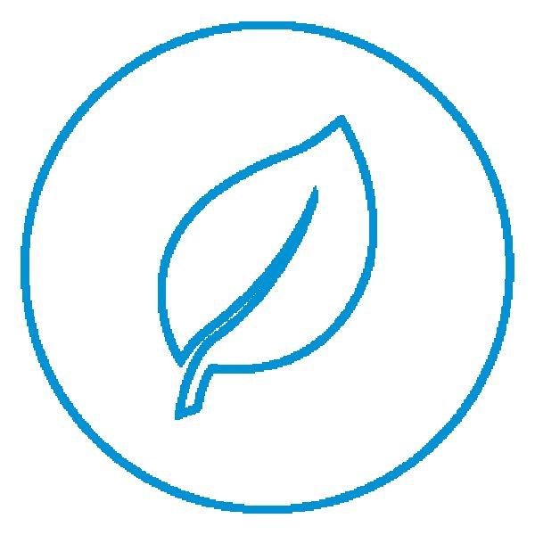 AE Illustration Icon Set Thicker leaf environment