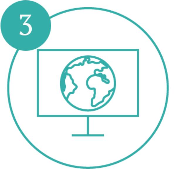 AE Illustration Icon Set Aim Hi Web Browse number3