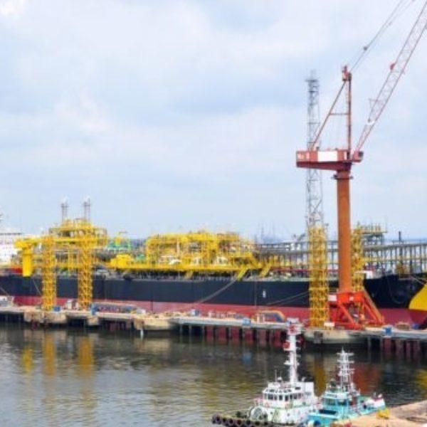 FPSO construction