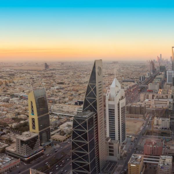 Middle East Saudi Arabia Skyline 1