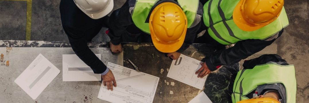 Safety workers