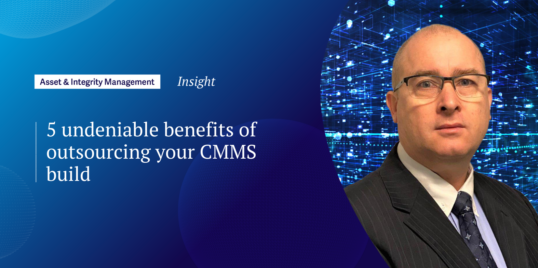 5 undeniable benefits of outsourcing your CMMS build