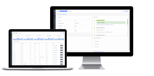 Track and manage assets