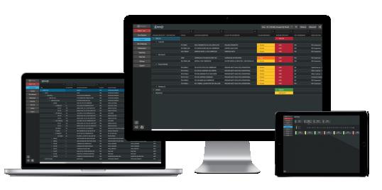 AL Image Software Effio Screenshot Mockup