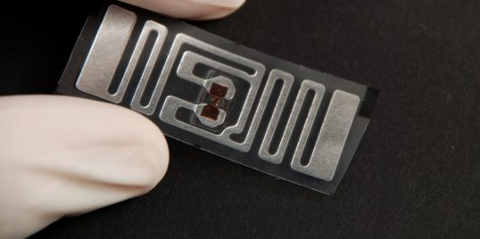 What RFID tags and labels are available?