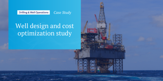 Drilling and wells insights 1