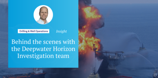 Drilling and wells insights