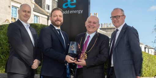 Add Energy Collects Award For Business Excellence