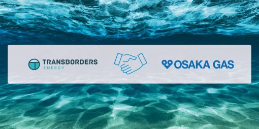 Transborders Announces MOU for Collaboration with Osaka Gas