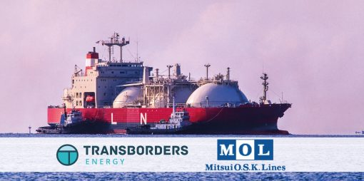 Transborders Energy signs joint study agreement with Mitsui O.S.K. Lines, Ltd.